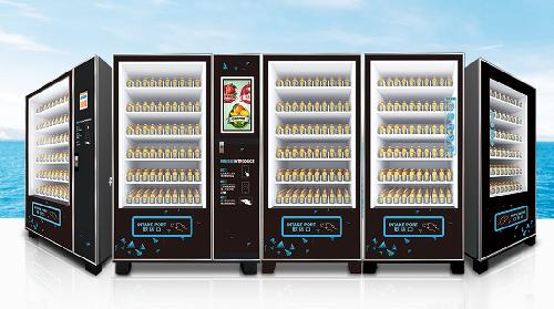 智能无人食品售货机